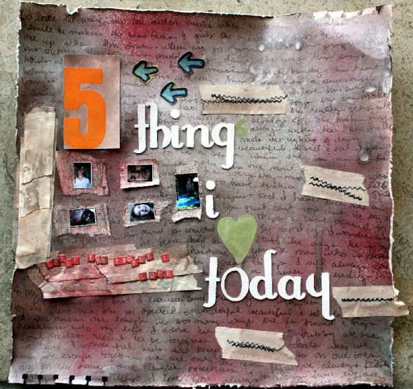 5thingsihearttoday