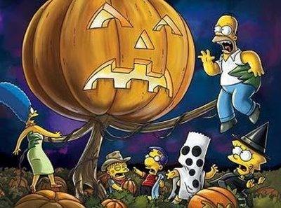 Simpsons-Halloween-Spoof-Charlie-Brown
