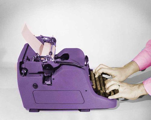 Purpletypewriter