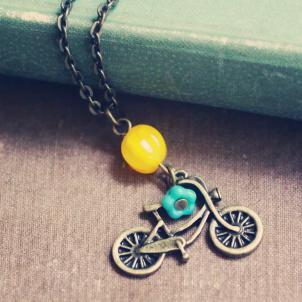 Bikenecklace