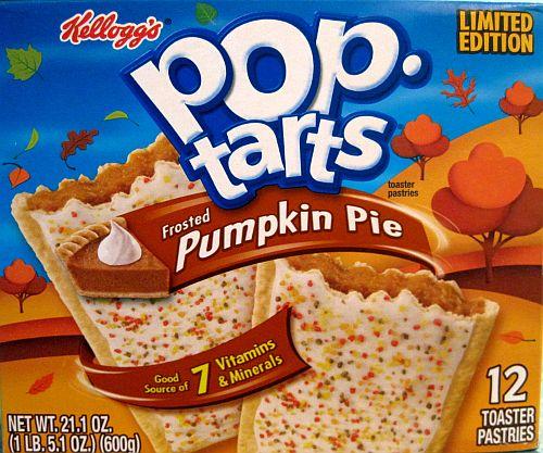 Pumpkin-poptarts