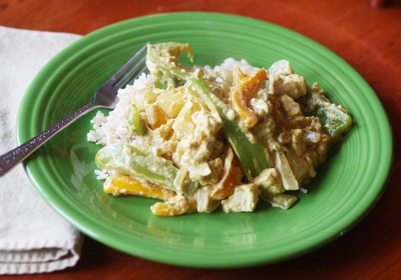 Vegetablecurry