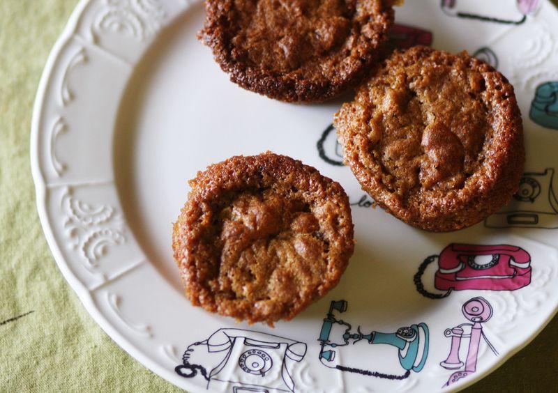 Pecanpiemuffins