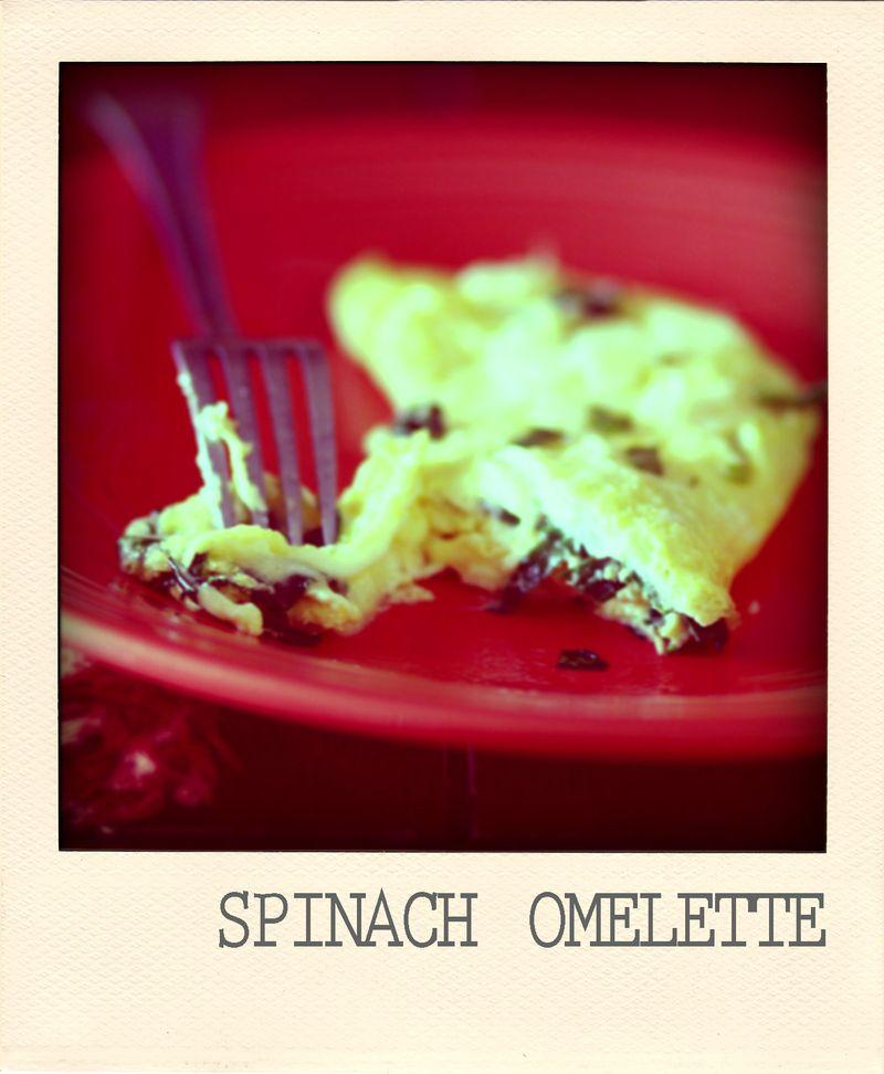 Omlette-pola