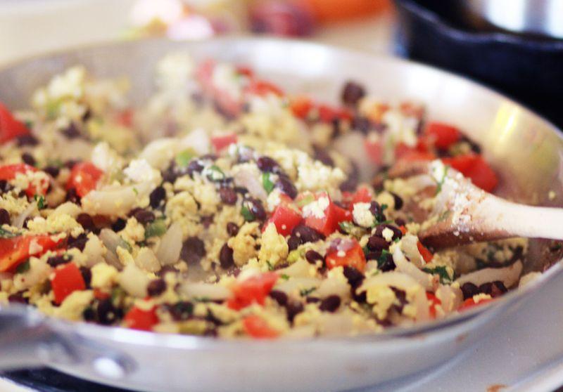 Burritofilling