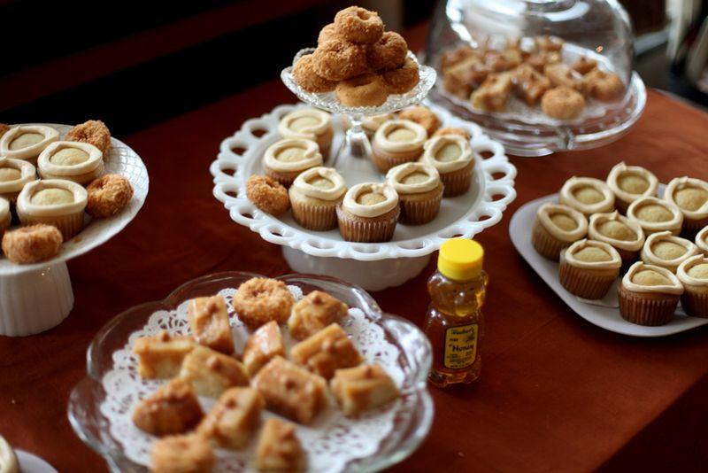 Honeycupcakes